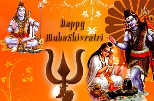 Free Mahashivratri Card